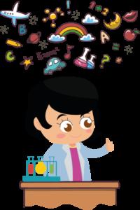 ciencia para niñas
